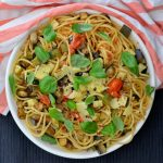 Recipe: Ratatouille Spaghetti