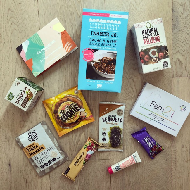 September GoodnessMe Box 2020 Review | I Spy Plum Pie