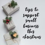Tips to Support Small Business This Christmas