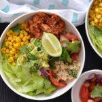 Recipe: Jackfruit Burrito Bowl
