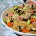 Recipe: Miso Tonkatsu Fried Rice