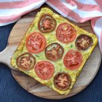 Recipe: Zucchini Tomato Slice