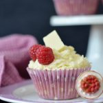 Recipe: Raspberry White Chocolate Cupcakes