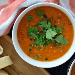 Recipe: Roasted Capsicum and Fennel Soup