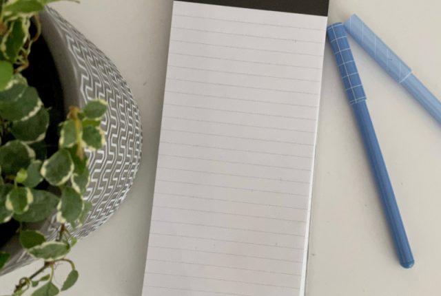 Why I Write My To-Do List At Night | I Spy Plum Pie