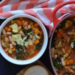 Recipe: Tuscan Vegetable Soup