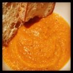 Recipe: Sweet Potato, Carrot & Chilli Soup