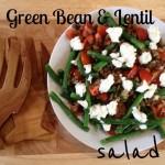 Recipe: Green Bean & Lentil Salad