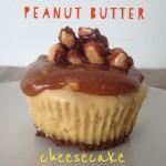 Recipe: Peanut Butter Cheesecake