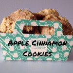 Recipe: Apple Cinnamon Cookies