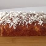 Recipe: Lemon Coconut Cake