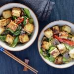 Recipe: Ginger Garlic Tofu Stir Fry