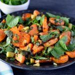 Recipe: Sweet Potato Pickle Salad