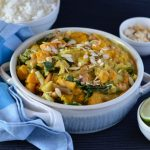Recipe: Pumpkin Silverbeet Curry
