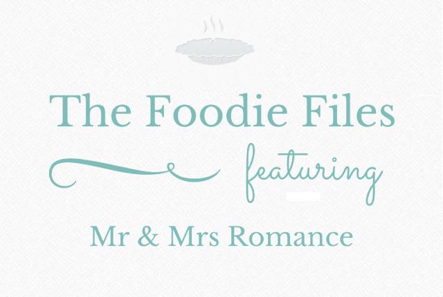 The Foodie Files: Mr & Mrs Romance | I Spy Plum Pie