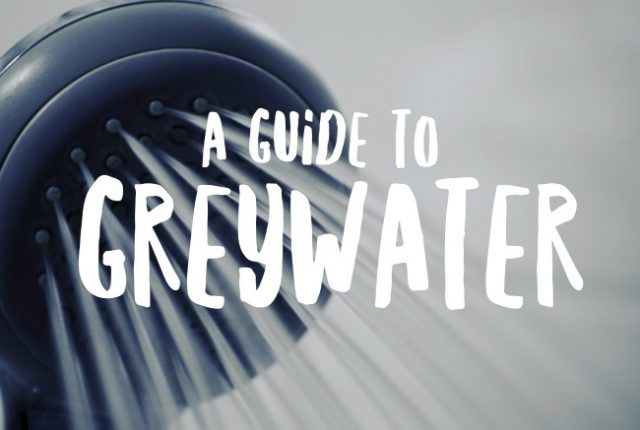 A Guide to Greywater | I Spy Plum Pie