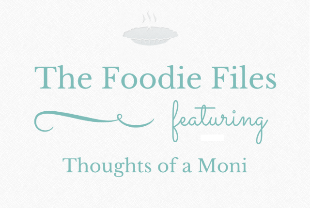 The Foodie Files - Thoughts of a Moni | I Spy Plum Pie