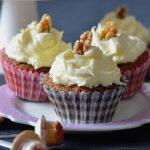 Recipe: Carrot Cake Cupcakes
