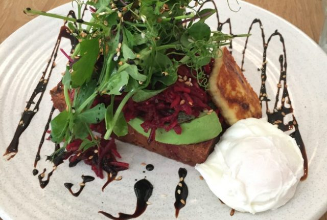 Wellington Eating: Neo Cafe & Eatery | I Spy Plum Pie