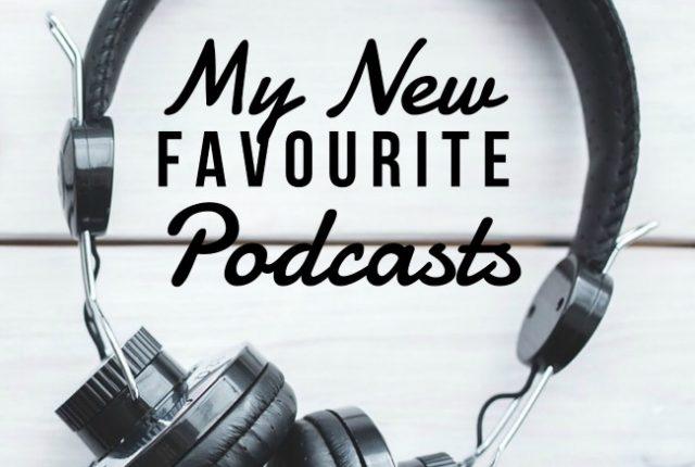 My New Favourite Podcasts | I Spy Plum Pie