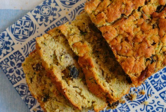 Zucchini Pecan Bread | I Spy Plum Pie