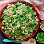 Recipe: Broccoli Pea Pasta Salad