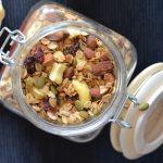Recipe: Apple Almond Granola