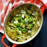 Recipe: Brussels Sprout Risotto