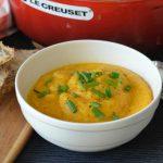 Recipe: Carrot Cauliflower Soup