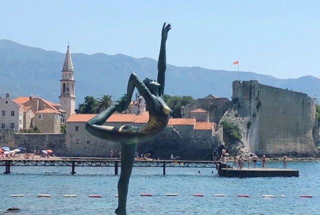 Montenegro Exploring: Cetinje and Budva | I Spy Plum Pie