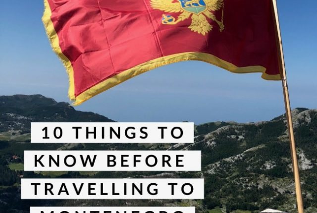 10 Things to Know Before Travelling to Montenegro | I Spy Plum Pie