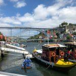 Porto Exploring: Riberia, Port Cellars and Livraria Lello