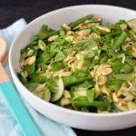 Recipe: Peanut Herb Noodle Salad