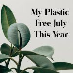 My Plastic Free July This Year