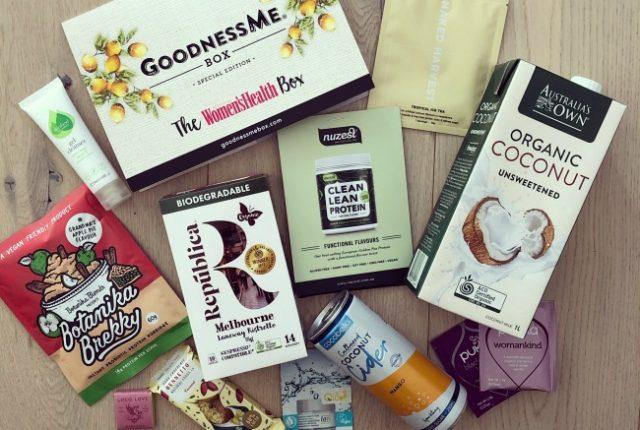 August GoodnessMe Box 2019 Review | I Spy Plum Pie