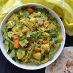 Recipe: Jackfruit Vegetable Curry