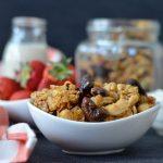 Recipe: Fig Cranberry Granola