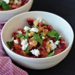 Recipe: Simple Beetroot Risotto
