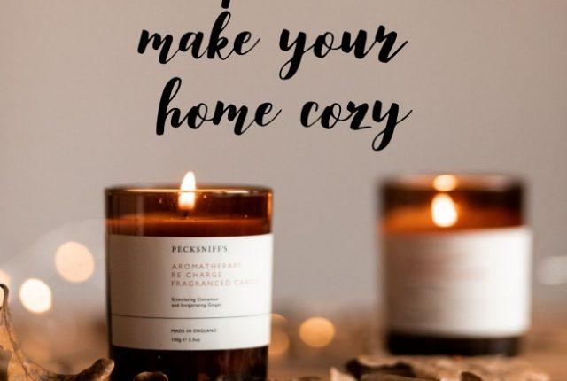 Tips to Make Your Home Cozy | I Spy Plum Pie