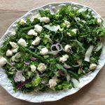 Recipe: Pea Asparagus Fennel Bocconcini Salad