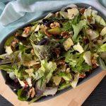 Recipe: Pear Fennel Winter Salad